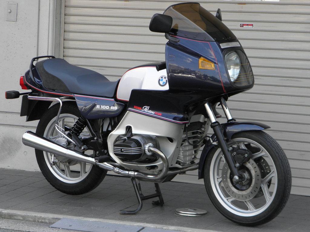 R100RSの最終モデルカラー